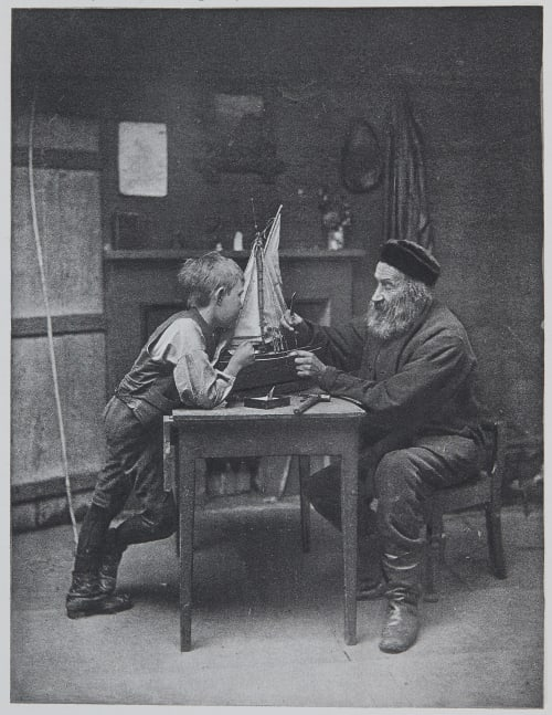 Reve D'enfant Anckorn, William .J.  (Scottish)