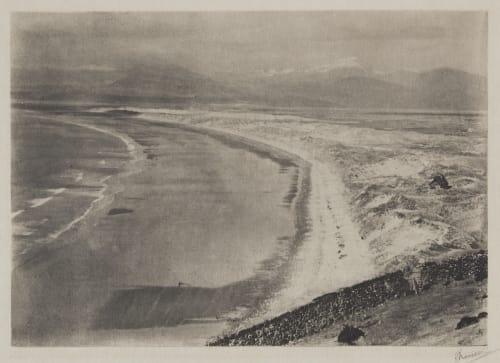 Towards Snowdonia Davison, George  (British, 1854-1930)