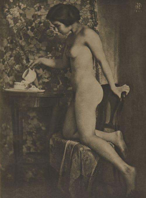 Plate 10 Pecsi, Jozef  (Hungarian, 1889-1956)
