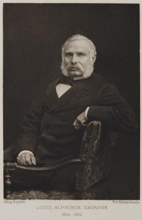 Louis Alphonse Davanne Mathieu-Deroche  (French, b.1837)