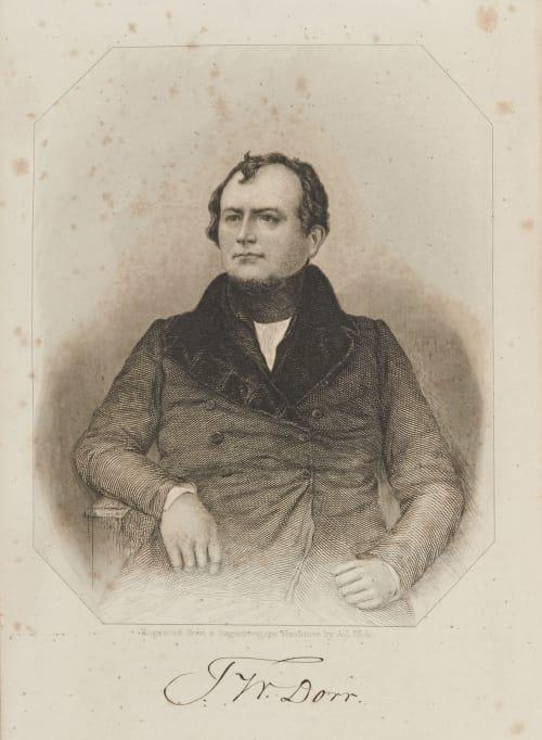 T.W. Dorr Dick, A.L.  (American, 1805-1855)