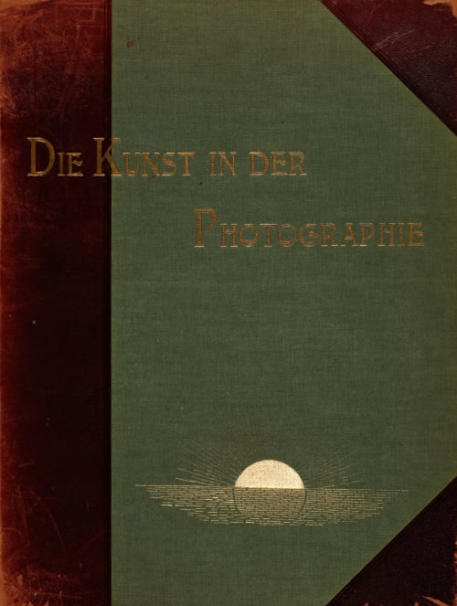 Die Kunst in der Photographie Various  (German)