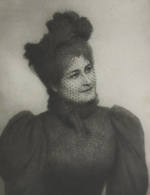 Portrait-Studie Rothschild, Albert Baron von   (Vienna, 1844-1911)