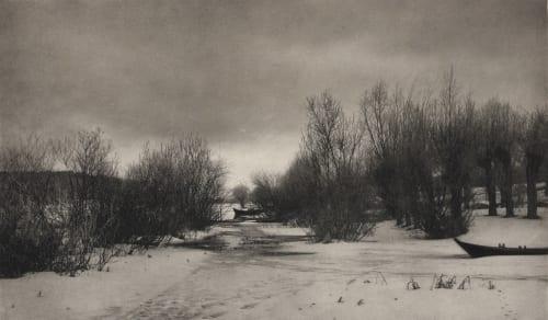 Winterschlaf Winckelmann, H.  (New Zealand, 1860-1931)