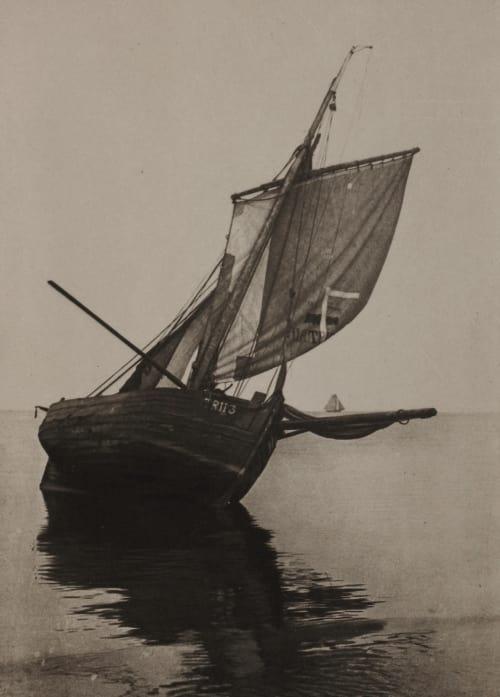 Gestrandet Bucquet, Maurice  (French, 1860-1921)