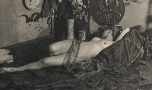 Aktstudie Alexandre