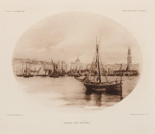 Hafen Von Neapel Rothschild, Nathaniel Mayer von  (Vienna, 1836-1905)