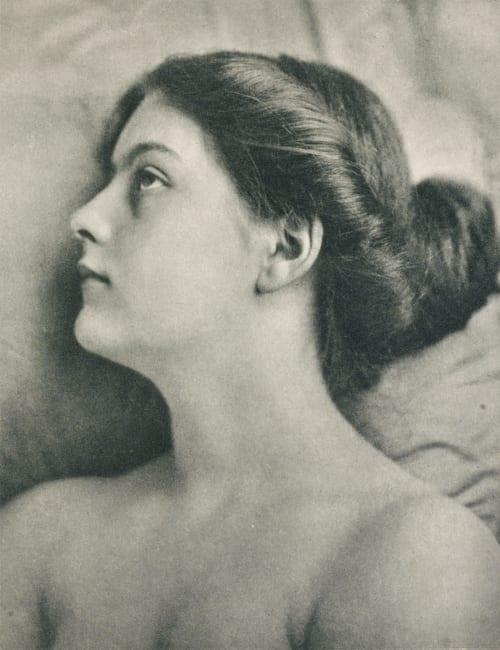 Portrait-Studie Berg, Charles  (American, 1856-1926)
