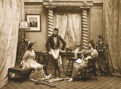 Der Besuch Tyszkiewicz, Count Aleksander von  (Polish)