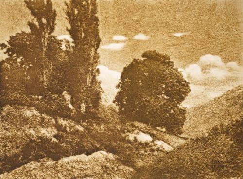Süliche Landschaft Kuehn, Heinrich  (Austrian-German, 1866-1944)