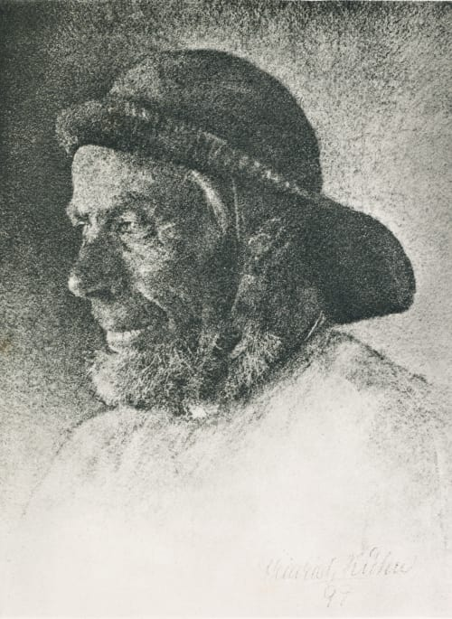 Holländischer Lootse Kuehn, Heinrich  (Austrian-German, 1866-1944)