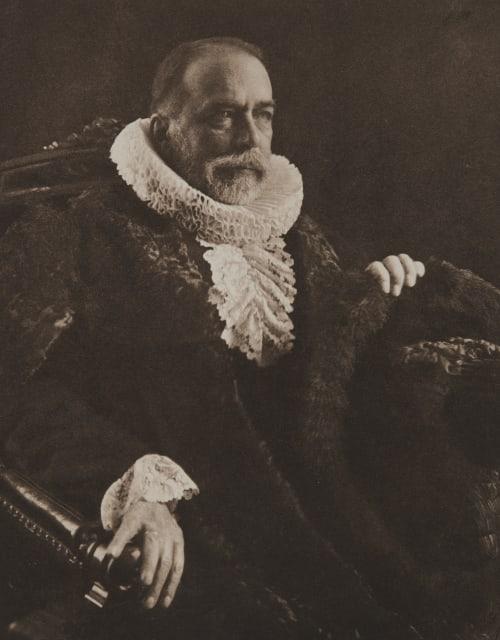 Bürgermeister Haachmann Dührkoop, Rudolf  (German, b.1848)