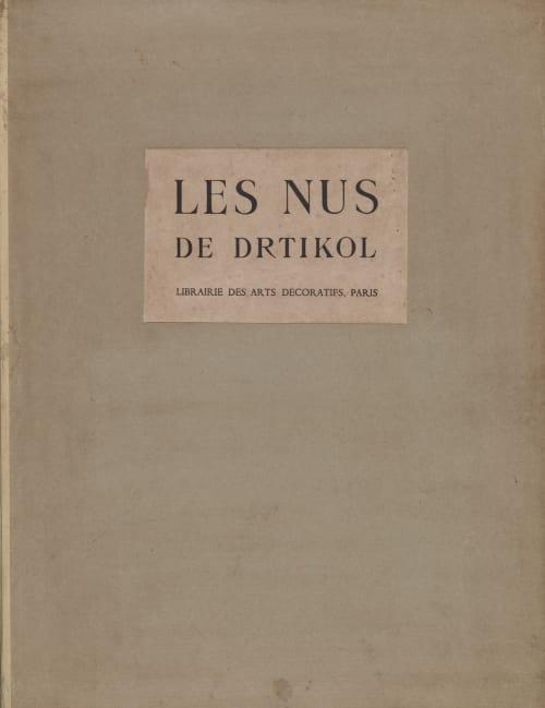 Les Nus de Drtikol Drtikol, Frantisek  (Czech, 1883-1961)