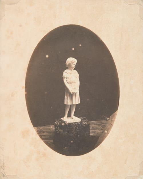 First Disappointment by Erastus Dow Palmer Duchochois, P.C.  (American, 1826-1909)Klauser, W.  (American, 1828-1885)