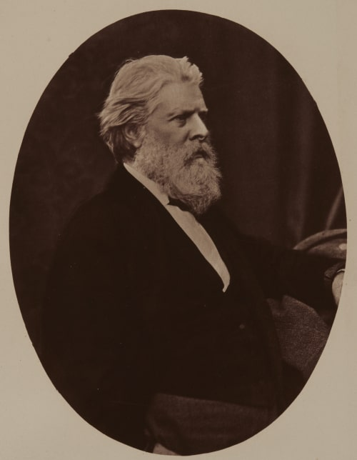 David Octavius Hill, R.S.A. Annan, Thomas  (Scottish, 1829-1887)