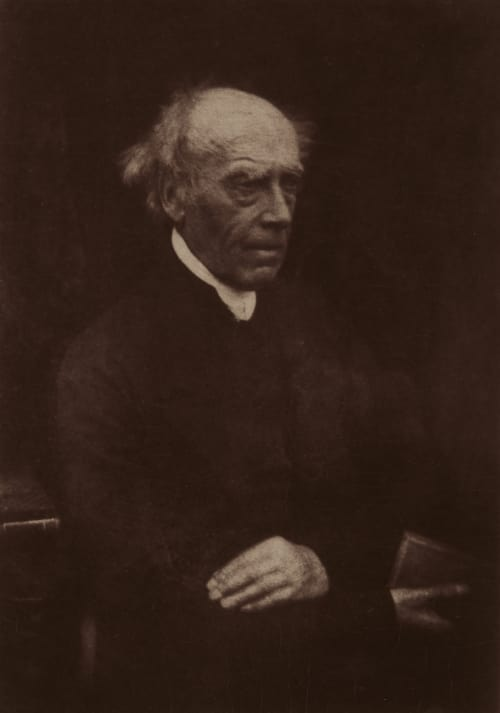The Very Rev. Principal Lee. Hill, David Octavious  (Scottish, 1802-1870)Adamson, Robert  (Scottish, 1821-1848)