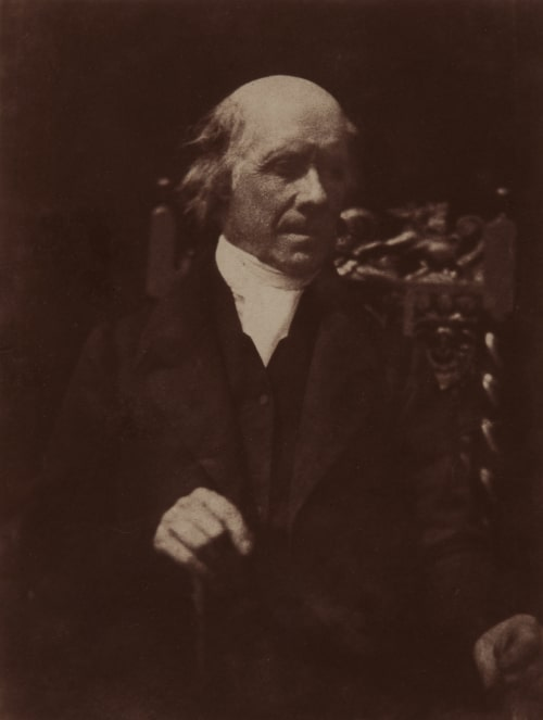 Lord Cockburn. Hill, David Octavious  (Scottish, 1802-1870)Adamson, Robert  (Scottish, 1821-1848)
