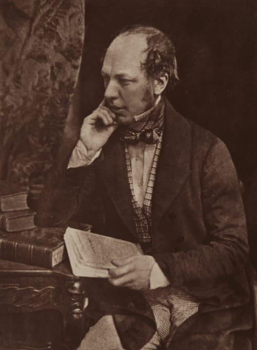 John Murray. Hill, David Octavious  (Scottish, 1802-1870)Adamson, Robert  (Scottish, 1821-1848)