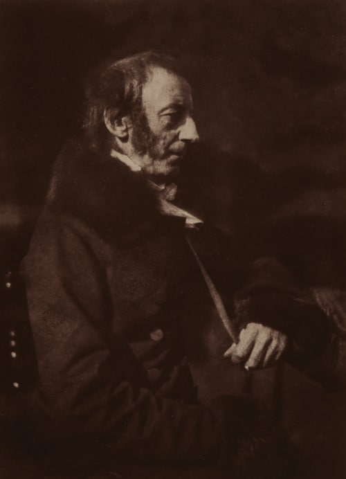 The Marquis of Northhampton. Hill, David Octavious  (Scottish, 1802-1870)Adamson, Robert  (Scottish, 1821-1848)