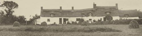 Norfolk Cottages Emerson, Peter Henry  (British, 1856-1936)