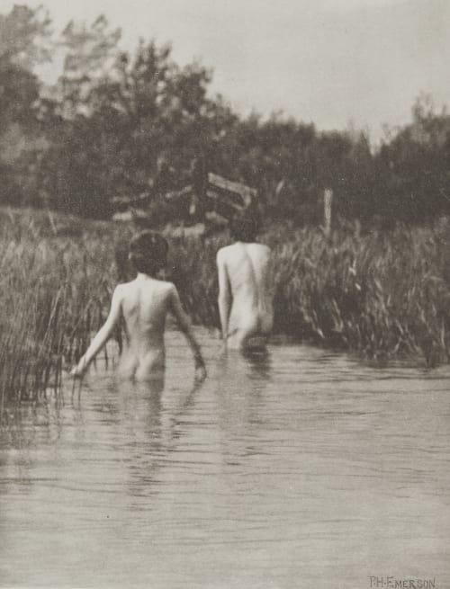 Water Babies Emerson, Peter Henry  (British, 1856-1936)