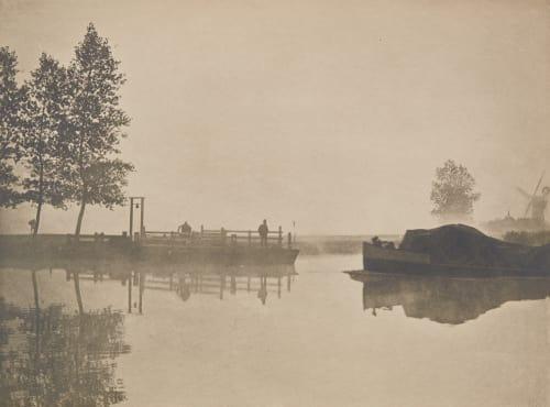 Buckenham Ferry Emerson, Peter Henry  (British, 1856-1936)