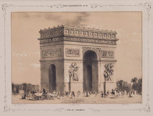 L'arc de Triomphe Various
