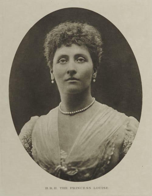 H.R.H The Princess Louise Annan, James Craig  (Scottish, 1864-1946)