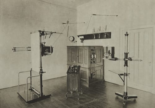 The X-Ray Room Annan, James Craig  (Scottish, 1864-1946)