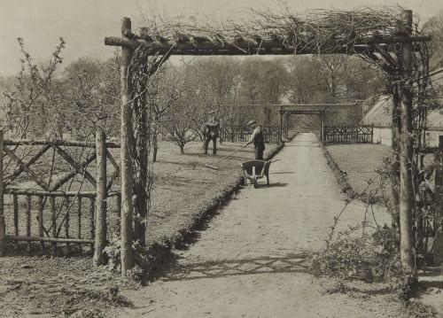 The Gardens Annan, James Craig  (Scottish, 1864-1946)