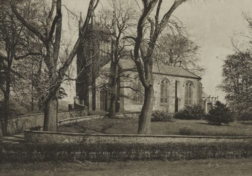 Erskine Parish Church Annan, James Craig  (Scottish, 1864-1946)