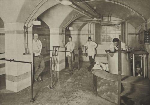 The Bathroom Annan, James Craig  (Scottish, 1864-1946)