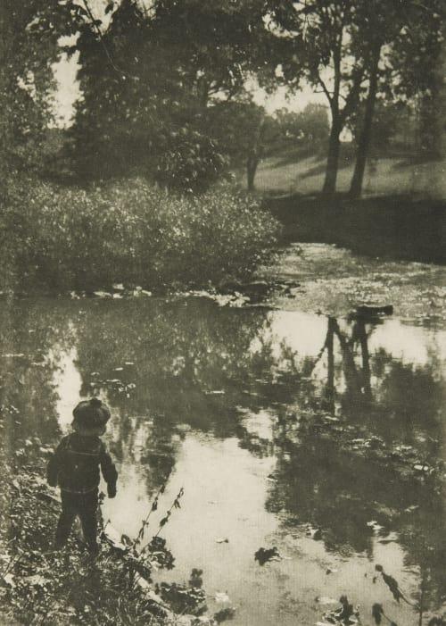 Jamie Found Himself in a Strange Place Farnsworth, Emma J.  (American, 1860-1952)