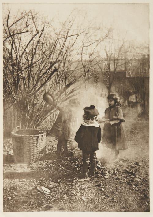 """It's a Beau'ful Book"" Farnsworth, Emma J.  (American, 1860-1952)"