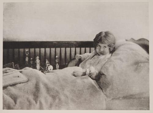 Frontis Farnsworth, Emma J. 1860-1952  (b.American)
