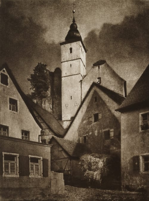 When Nights Were Bold Fassbender, Adolph  (German, 1884-1980)