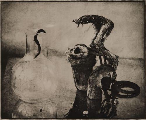 Snake Dancing Faure, Hendrik 1951  (b.German)