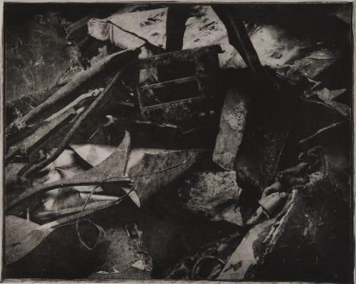 Trash Cut Faure, Hendrik 1951  (b.German)