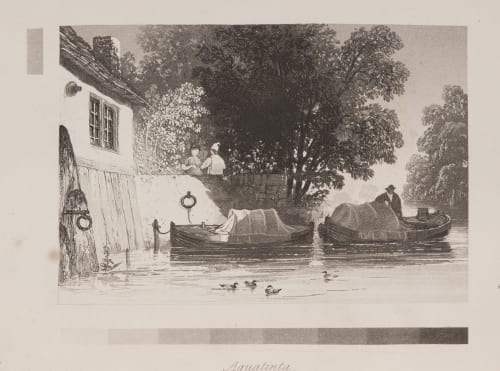 Aquatinta Fielding, Theodore Henry Adolphus  (British, 1781-1851)