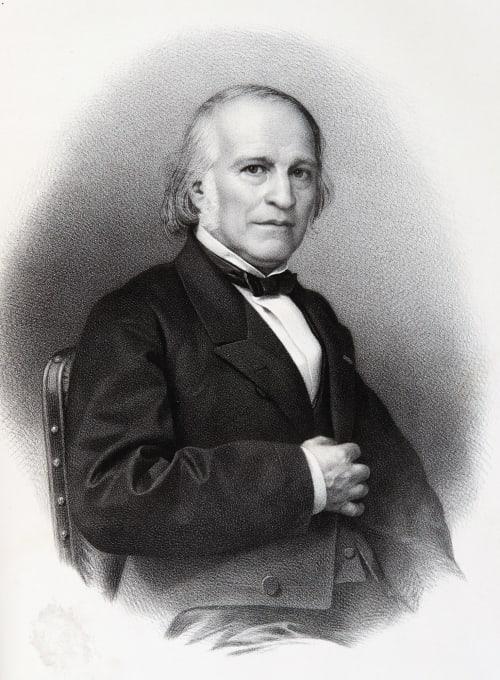 Ortolan Petit, Pierre 1814-1888  (b.French)