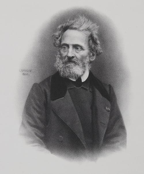 Cogniet Carjat, Etienne  (French, 1828-1906)
