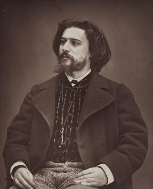Daudet Carjat, Etienne  (French, 1828-1906)