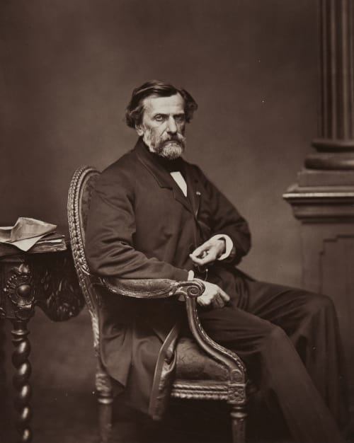 Amb. Thomas Adam-Salomon, Antoine Samuel  (French, 1818-1881)