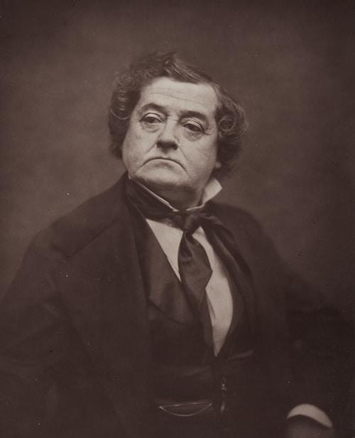 Frédérick Lemaitre Carjat, Etienne  (French, 1828-1906)