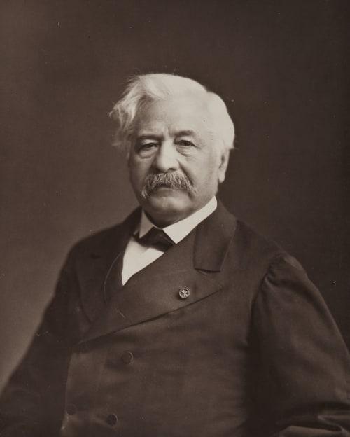 F. de Lesseps Nadar  (French, 1820-1910)