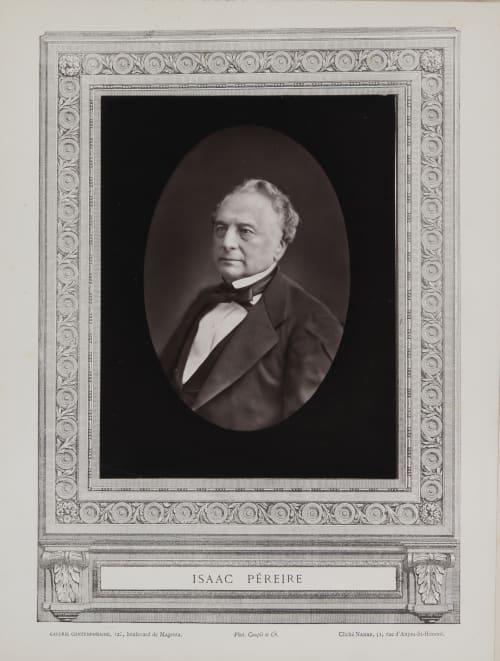 Isaac Péreire Nadar  (French, 1820-1910)