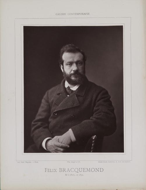 Felix Bracquemond Courtin, Émile  (French, 1801-1900)