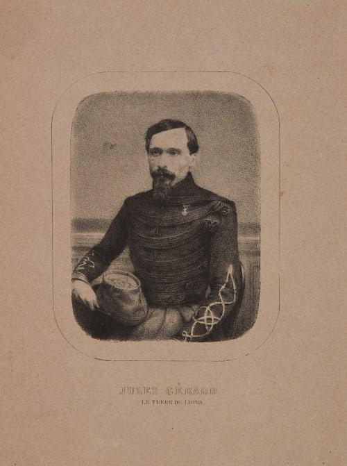 Jules Gérard – Le Tukur de Lions Unknown