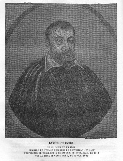 Daniel Chamier (from an engraving) Unknown