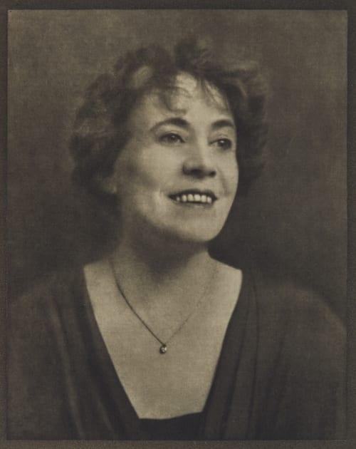 Ragna Wettergren Goodwin, Henry Buergel   (Swedish, 1838-1931)